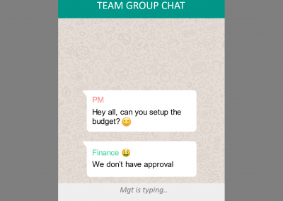 Clickable Conversation – Powerpoint